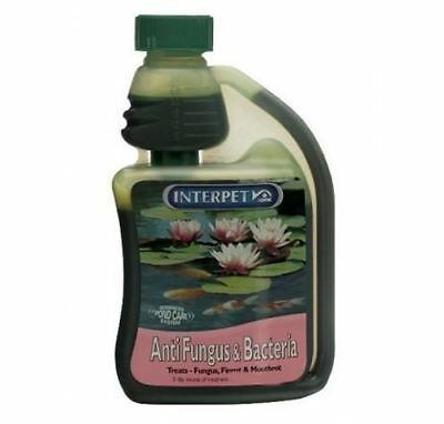 Interpet Blagdon Anti Fungus & Bacteria 1 Litre Pond Fish Treatment
