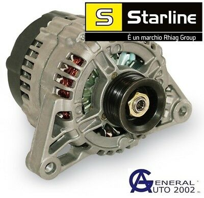 Alternatore FORD ORION I 1.6 D Kw40 AX1066 STARLINE 409839