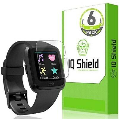 6 Pack Shield Versa Screen Protector Liquid Skin HD Clear Anti Bubble Durability
