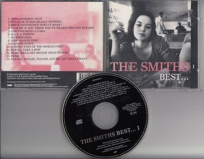THE SMITHS Best...1 CD This Charming Man How Soon Is Now Girlfriend In a Coma