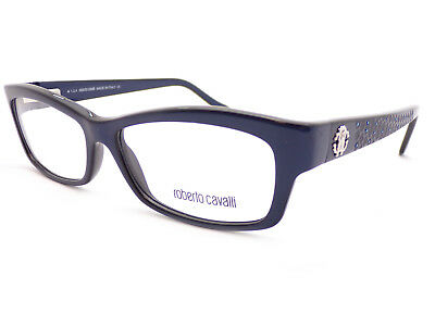 68c3870c2aa ROBERTO CAVALLI - ATLAS Shiny Blue +0.25 to +3.5 Reading Glasses 53mm RC845  092