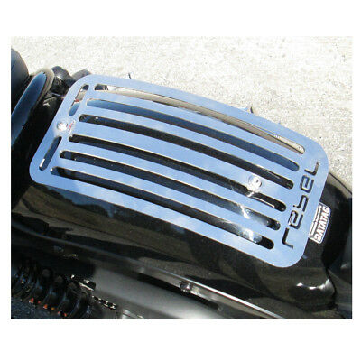 Honda CMX500 Rebel (17-19)  Beowulf 2.5mm thick Stainless Steel Luggage Rack
