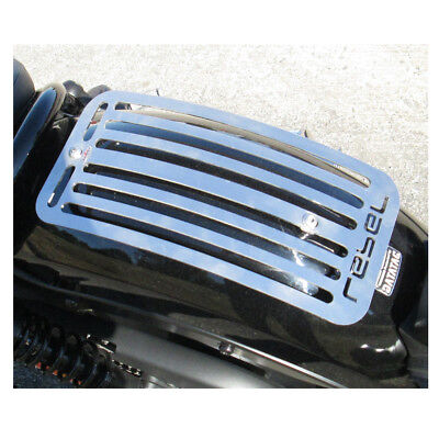 Honda CMX500 Rebel (17 on)  Beowulf 2.5mm thick Stainless Steel Luggage Rack