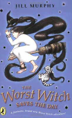 The Worst Witch Saves the Day,Jill Murphy- 9780141314341
