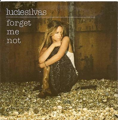 LUCIE SILVAS Forget Me Not Look Of Love 2TR CARDslv CD