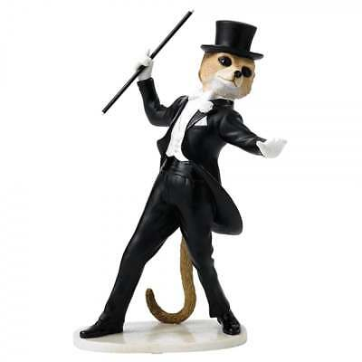 Country Artists Magnificent Meerkats Dancer Meerkat Figurine New Boxed CA04499