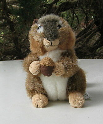 Chipmunk With Acorn Plush Animal Stuffed Animal House