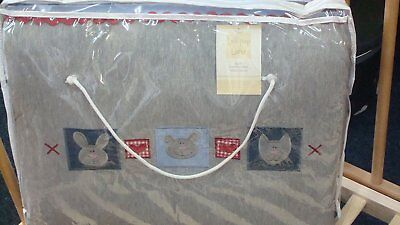 Brand New Lollipop Lane Hug & Kissess Quilt for Cot/Cotbed  100x120cm from Birth