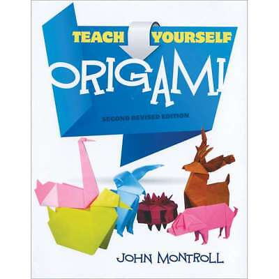 Dover Publications Teach Yourself Origami 800759483631