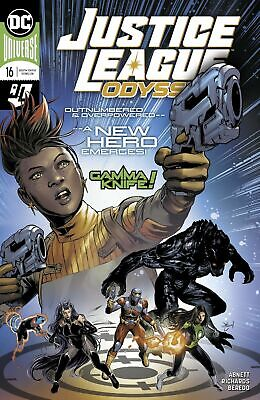 Justice League Odyssey | #1-3 Main & Variant Issues | DC Comics | 2018 NM