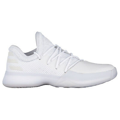 c83f08beaf7f29 ... new 120 adidas james harden vol 1 youth basketball shoes kids gs boost  white