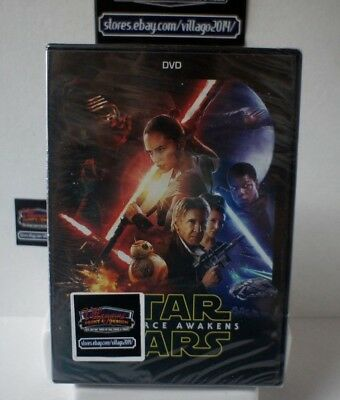 Star Wars: The Force Awakens  NEW DVD FREE SHIPPING!!!