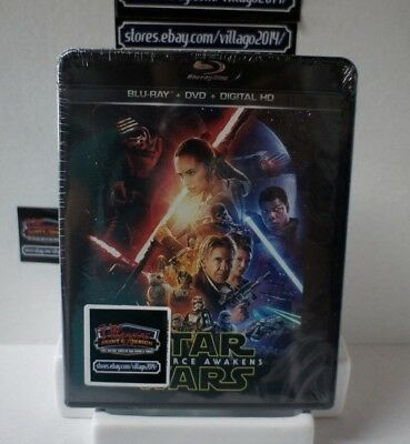 Star Wars: The Force Awakens   NEW Blu-ray FREE SHIPPING!!