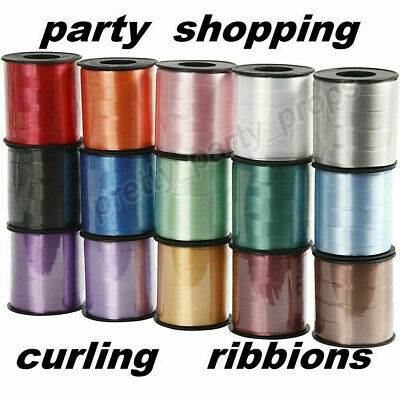 50 Meter Rose Gold String Tie Balon Curling Ribbon For Party Decor Gift Wrapping