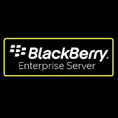 Blackberry Enterprise Server BES v3.6 for Microsoft Exchange [Trial Ver 0 Users]