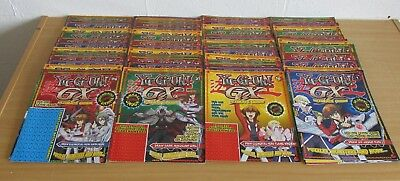 Collection of x 60 YU-GI-OH GX Manga Ultimate Guides - Numbers 1 to 60
