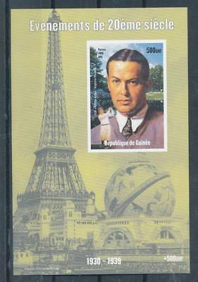 181559) Guinea ** Blockausgabe Golf Bobby Jones