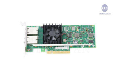 2 PORT NETWORK ADAPTER for INTEL/DELL X540-T2 K7H46/3DFV8 10GbE CONVERGED