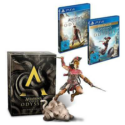 Assassins Creed Odyssey Sony PS4 Standard Gold Edition zur Auswahl NEU&OVP