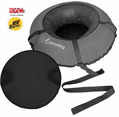 """Bradley Snow Tube Sled (Deluxe Edition) with 48"""" Cover"""