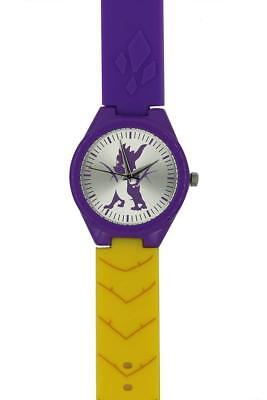 Official Spyro the Dragon Metal Face Watch