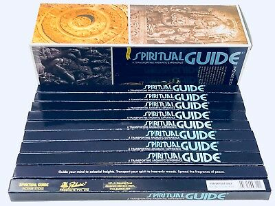 Spiritual Guide Incense Sticks x 80 Box (HAND ROLLED) PADMINI