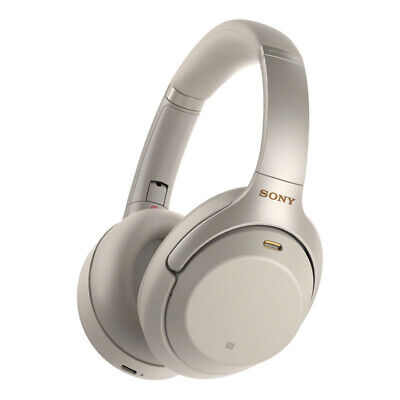 Sony WH-1000XM3 Wireless Noise Cancelling Headphones - Silver - [Au Stock]