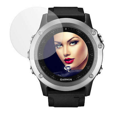 Smartwatch Schutzglas für Fossil Q Explorist HR- 4. Generation 9H Tempered Glass