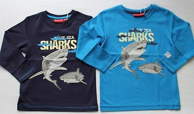 Neu Salt and Pepper Langarmshirt Longsleeve Hai Shark Pirat sale %%