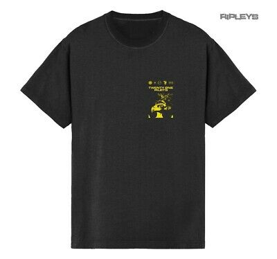 Official Dark Grey T Shirt 21 Twenty One Pilots TITLE Trench Tracklist All Sizes