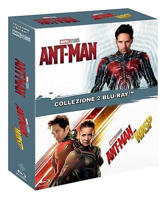 Ant-Man / Ant-Man And The Wasp  2 Blu Ray  Cofanetto