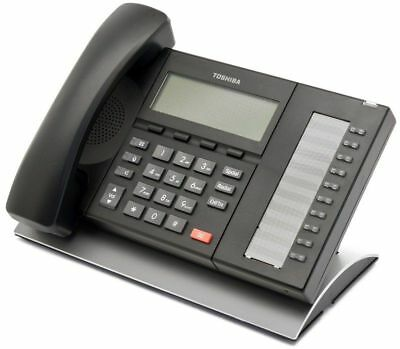 "Toshiba Strata Dp5022 Sd Telephone Set With ""one Year Warranty"""