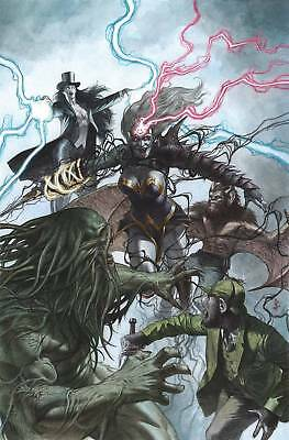 Jl Dark & Wonder Woman The Witching Hour #1 Federici Variant Ed (31/10/2018)