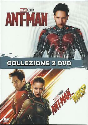 Ant-Man / Ant-man and The Wasp (2018) 2 DVD