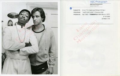 Just Our Luck Press Photo Richard Gilliland Tk Carter Thirtysomething Waltons 17 99 Picclick Find richard gilliland stock photos in hd and millions of other editorial images in the shutterstock collection. picclick