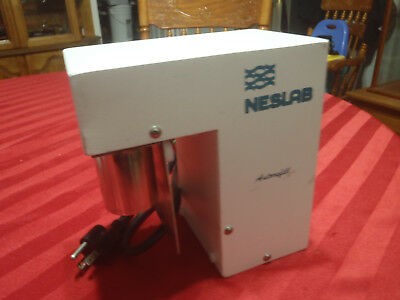 neslab chiller automatic water filler