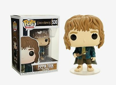 Funko Pop Movies: The Lord of the Rings - Pippin Took Vinyl Figure Item #13564