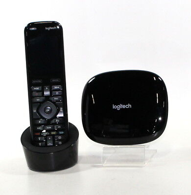 Logitech Harmony Elite Remote Control, Hub and App, Works with Alexa - VERY GOOD