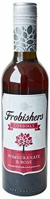Frobishers Cordial Pomegranate & Rose 365ml