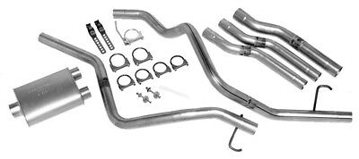 Exhaust System Kit-Super Turbo Dual System fits 2003 Dodge Ram 1500 5.7L-V8