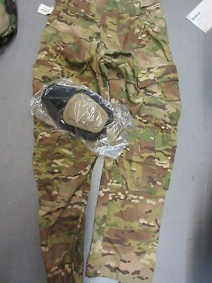 Us Army Multicam Ocp Combat Pants Fire Resistant Medium Regular Crye Knee Pads