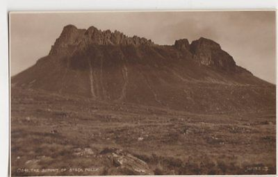 Scotland, The Summit of Stack Polly, Judges 17841 Postcard, B321