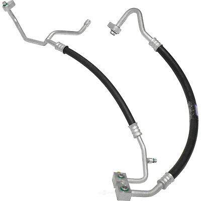 A/C Manifold Hose Assembly-Suction and Discharge Assembly UAC HA 10678C