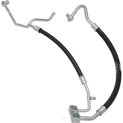 A/C Manifold Hose Assembly-Suction and Discharge Assembly fits F-450 Super Duty