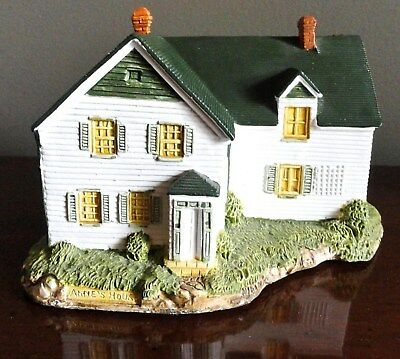 Anne's House Miniature Replica Of Anne Of Green Gables House On Prince Ed Island