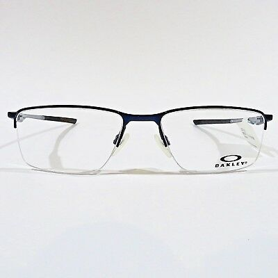 3d0374ac572 New Oakley SOCKET 5.5 Eyeglasses RX Frame OX3218-0354 Matte Midnight 54-18-