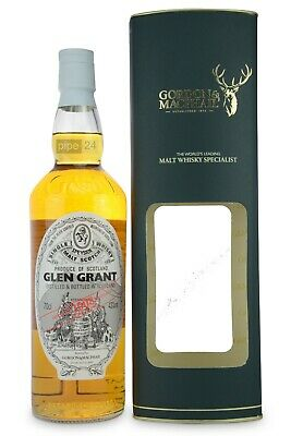 GLEN GRANT 2008-2017 Gordon & MacPhail | Single Malt Whisky | 43,0% | 0,7 L