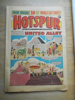 Hotspur comic #558 from 1970 - no free gift (useful if you have it...)