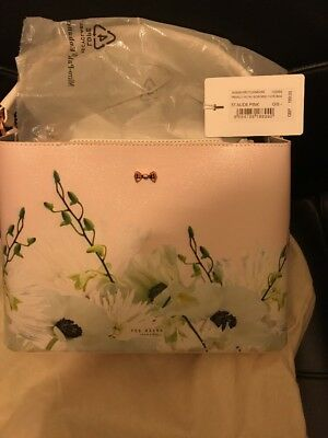 07a92ae77c441a Bnwt Ted Baker Pearly Petals Tote Bag Rrp £189