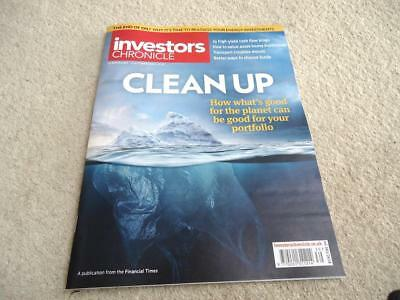 Investors Chronicle 205 2618 October 2018 Clean Up Good For Planet And Portfolio